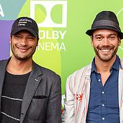 NLD/Hilversum/20150715 - Premiere Binnenstebuiten, ............. en Miro Kloosterman