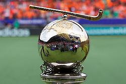 THE HAGUE - Rabobank Hockey World Cup 2014 - 15-06-2014 - MEN - FINAL AUSTRALIA - THE NETHERLANDS 6-1 -  de wereldbeker<br /> Copyright: Willem Vernes
