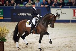 Van Grunsven Anky - Krack C<br /> KWPN Hengstenkeuring 2006<br /> Photo © Hippo Foto