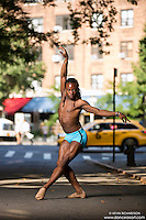 Dance As Art Photography Project- West Village New York City featuring dancer, Kevin Mimms