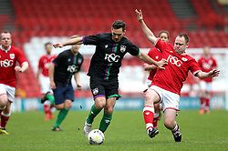 Match Action from the RSG Summer Party - Mandatory by-line: Robbie Stephenson/JMP - 19/05/2016 - RUGBY - Ashton Gate - Bristol, England - RSG Summer Party