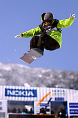 World Cup Snowboarding