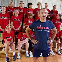 20120821: SLO, Handball - RK Krim Mercator before new season 2012/13