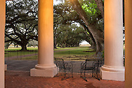 USA,Louisiana,St. James Parish, Vacherie, Oak Alley Plantation