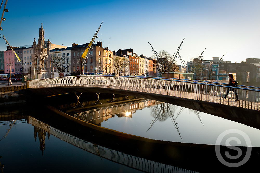 Photographer: Paul Lindsay, Nano Nagle Bridge, Cork