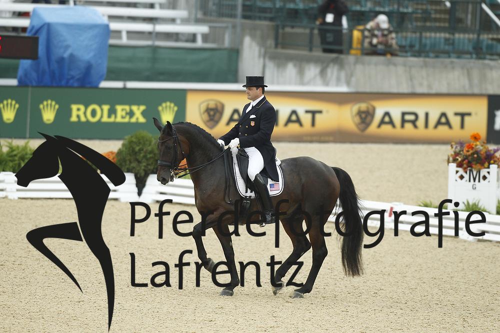 FLETRICH Todd, Otto<br /> Kentucky - Alltech FEI WEG 2010<br /> /Stefan Lafrentz
