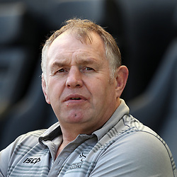 Dean Richards, Director of Rugby for Newcastle Falcons