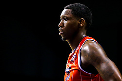 Fred Thomas of Bristol Flyers - Mandatory by-line: Robbie Stephenson/JMP - 05/10/2018 - BASKETBALL - University of Worcester Arena - Worcester, England - Bristol Flyers v Worcester Wolves - British Basketball League