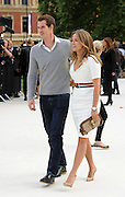 17.SEPTEMBER.2012. LONDON<br /> <br /> ANDY MURRAY AND KIM SEARS ATTEND THE BURBERRY LFW CATWALK SHOW.<br /> <br /> BYLINE: EDBIMAGEARCHIVE.CO.UK<br /> <br /> *THIS IMAGE IS STRICTLY FOR UK NEWSPAPERS AND MAGAZINES ONLY*<br /> *FOR WORLD WIDE SALES AND WEB USE PLEASE CONTACT EDBIMAGEARCHIVE - 0208 954 5968*