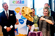 WADDINXVEEN - Queen Maxima will make a working visit to Eosta in Waddinxveen on Tuesday 4 December 2