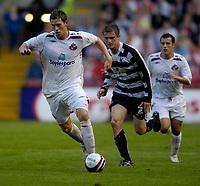 Photo: Jed Wee/Sportsbeat Images.<br /> Darlington v Sunderland. Pre Season Friendly. 18/07/2007.<br /> <br /> Sunderland's Daryl Murphy.