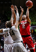 NCAA Basketball - Purdue Boilermakers vs Ohio State Buckeyes - West Lafayette, IN