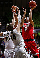 NCAA Basketball - Purdue Boilermakers vs Ohio State Buckeyes - West Lafayette, IN
