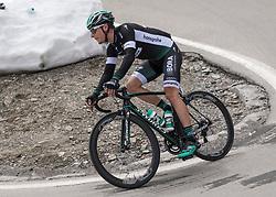 23.05.2017, Bormio, ITA, Giro d Italia 2017, 16. Etappe, Rovetta nach Bormio, im Bild Lukas Pöstlberger (AUT, Bora - Hansgrohe) // Lukas Pöstlberger (AUT, Bora - Hansgrohe) during the 16th stage of the 100th Giro d' Italia cycling race from Rovetta to Bormio, in Bormio Italy on 2017/05/23. EXPA Pictures © 2017, PhotoCredit: EXPA/ R. Eisenbauer