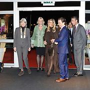 NLD/Amsterdam/20120127 - AFW winter 2012 - Pr. Maxima bij Green Fashion uitreiking