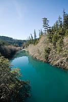 Chetco River in Southern Oregon.