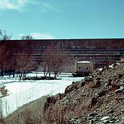 8 January 1963<br /> Kabul Band-i-Ghazi LD X Trees and houses ND.
