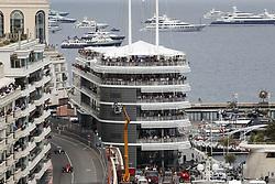 May 26, 2019 - Monte Carlo, Monaco - Motorsports: FIA Formula One World Championship 2019, Grand Prix of Monaco, ..#5 Sebastian Vettel (GER, Scuderia Ferrari Mission Winnow), #77 Valtteri Bottas (FIN, Mercedes AMG Petronas Motorsport) (Credit Image: © Hoch Zwei via ZUMA Wire)