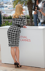 Nicole Kidman at the Cannes Film Festival for her film Heminway & Gellhorn, Friday May 25th 2012. Photo by: Stephen Lock / i-Images