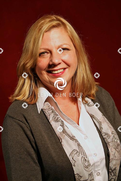 HILVERSUM - Jubileum Wie is de Mol tiende editie in het land van de rijzende zon. Met op de foto Loretta Maxine Schrijver. FOTO LEVIN DEN BOER - PERSFOTO.NU