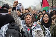 Palestine march, Berlin 15.12.2017