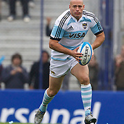Felipe Contepomi, Argentina,  in action during the Argentina V France test match at Estadio Jose Amalfitani, Buenos Aires,  Argentina. 26th June 2010. Photo Tim Clayton..