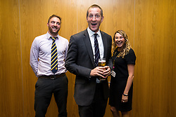 Worcester Warriors host a Sporting Dinner with Will Greenwood MBE - Rogan Thomson/JMP - 29/09/2016 - RUGBY UNION - Sixways Stadium - Worcester, England .