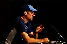 England & Australia Nets and Press Conference - Day 1 - 21 Nov 2017