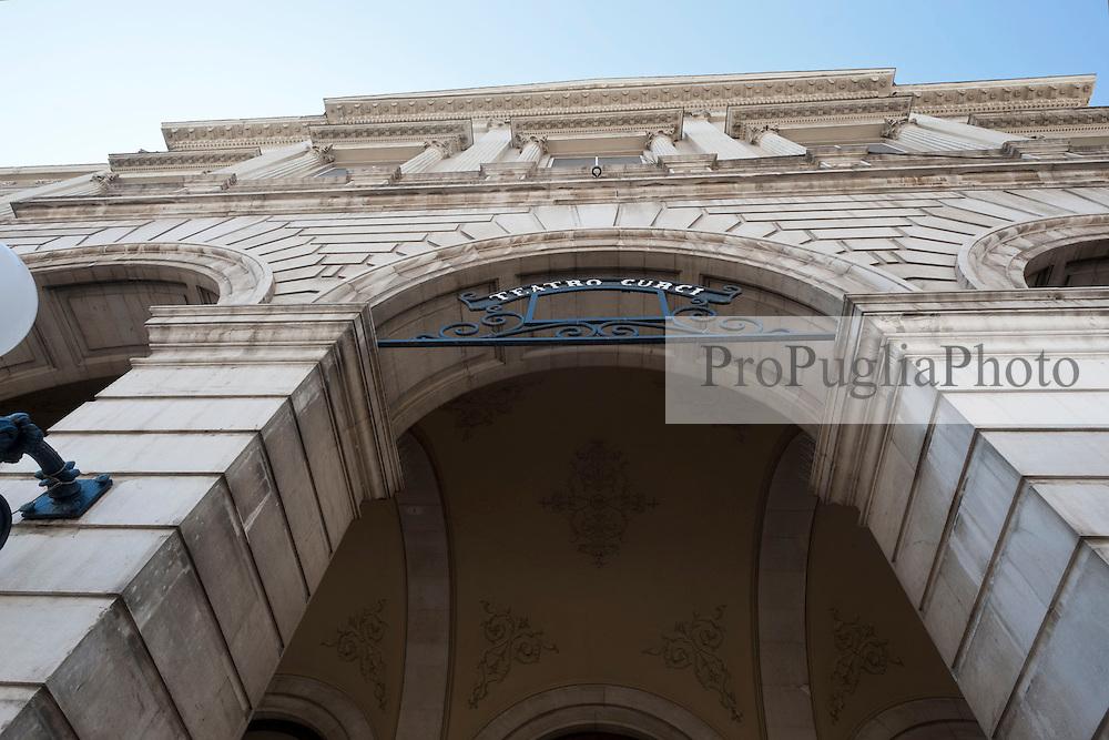 Nel centro storico di Barletta sorge il teatro comunale Curci