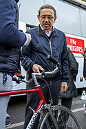 108th Milano - Sanremo (18th March 2017, 291 km, WT) / Before the start in Milano / Ernesto Colnago