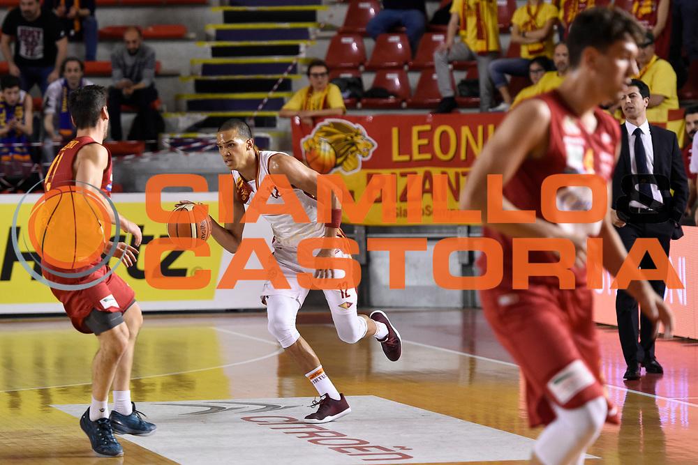 Daniele Sandri<br /> Unicusano Roma - OraSi Ravenna<br /> Campionato Basket LNP 2016/2017<br /> Roma 05/05/2017<br /> Foto Ciamillo-Castoria