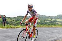 Ilnur Zakarin - Katusha - 20.05.2015 - Tour d'Italie - Etape 11 : Forli / Imola <br />Photo : Sirotti / Icon Sport