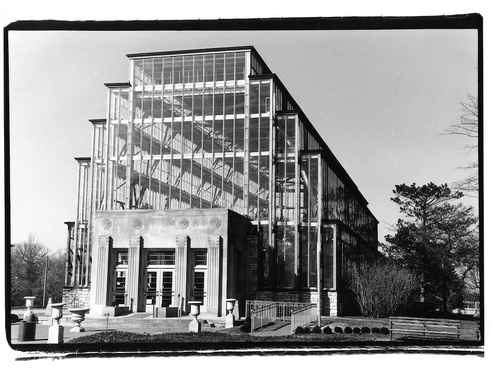 Jewel Box in St. Louis Forest Park