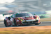 March 15-17, 2018: Mobil 1 Sebring 12 hour. 51 Spirit of Race, Ferrari 488 GT3, Paul Dalla Lana, Daniel Serra, Pedro Lamy, Mathias Lauda