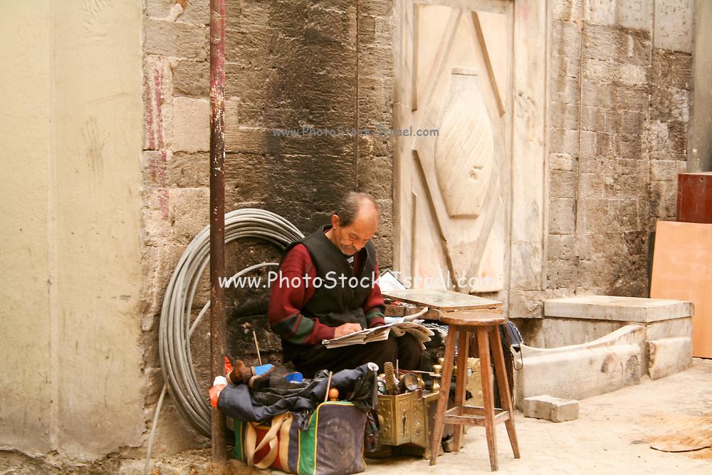 street vendor, Istanbul, Turkey