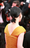 Zhao Tao at The Search gala screening red carpet at the 67th Cannes Film Festival France. Tuesday 20th May 2014 in Cannes Film Festival, France.