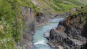 Stuðlagil Canyon hidden gems