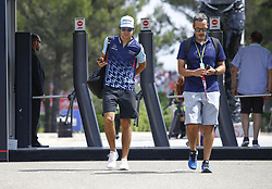 June 23, 2018 - Le Castellet, France - Motorsports: FIA Formula One World Championship 2018, Grand Prix of France, ..#18 Lance Stroll (CAN, Williams Martini Racing) (Credit Image: © Hoch Zwei via ZUMA Wire)