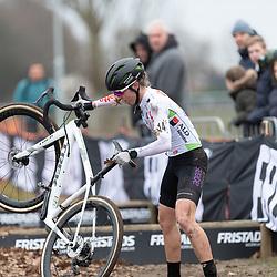 12-01-2020: Wielrennen: NK Veldrijden: Rucphen<br />Shirin van Anrooij