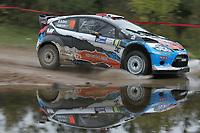 MOTORSPORT - WRC 2012 - ARGENTINA RALLY - CORDOBA  - 26 TO 29/04/2012 - PHOTO : FRANÇOIS BAUDIN / DPPI - <br /> 10  MADS OSTBERG - JONAS ANDERSSON / CITROEN DS3WRC - ACTION