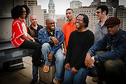 Photos for LUVPARK - Imani Records - Orrin Evans, Mike Boone, Ralph Bowen, Donald Edwards, Ron Jennings, Dawn Evans JD Walter, <br /> <br /> Photo must be credited to &quot;Jacques-Jean Tiziou / www.jjtiziou.net&quot; adjacent to the image. Online credits should link to www.jjtiziou.net. Photo may only be used as permitted by the photographer.