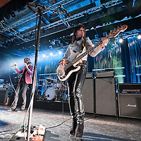 Primal Scream in concert at Motherwell Civic Concert Hall, Scotland, Great Britain 22nd November 2016