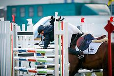 Nationaal Kampioenschap Jonge Paarden Hulsterloo 2014