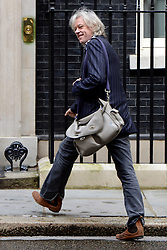 © Licensed to London News Pictures. 01/05/2012. London, UK . Sir Bob Geldof on Downing Street today. Cabinet ministers in Downing Street for the Cabinet Meeting on 1st May 2012. Photo credit : Stephen Simpson/LNP