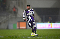 Jacques Francois Moubandje - 28.02.2015 - Toulouse / Saint Etienne - 27eme journee de Ligue 1 -<br />