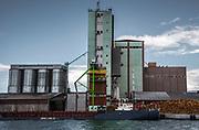 Hamnen i Klintehamn