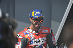 August 12, 2018 - Spielberg, Austria - before podium ceremony of Austrian MotoGP grand prix in Red Bull Ring in Spielberg, Austria, on August 12, 2018. (Credit Image: © Andrea Diodato/NurPhoto via ZUMA Press)