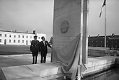 1966 - 21/10 Garda Memorial Unveiled