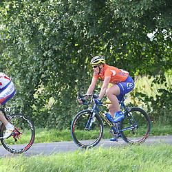 Ladiestour 2008 Roden <br />Kirsten Wild