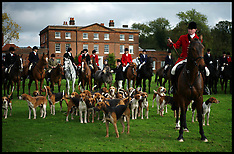 NOV 02 2013 Fox Hunting season begins